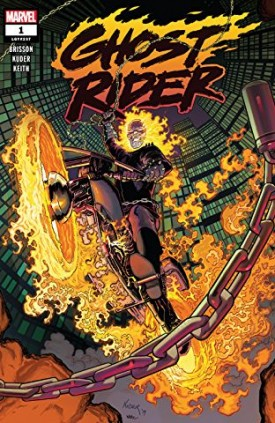 Ghost Rider #1-7 + Director's Cut (2019-2020)