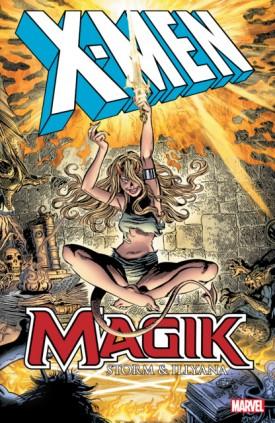 X-Men - Magik - Storm & Illyana (2017)
