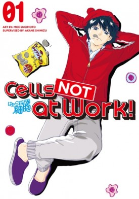 Cells NOT at Work! v01-v02 (2019)