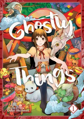 Ghostly Things v01 (2019)