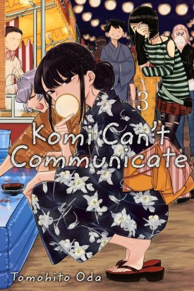 Komi Can't Communicate v01-v03 (2019)