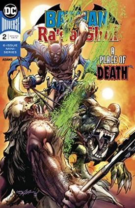 Batman vs. Ra's Al Ghul #1-2 (2019)