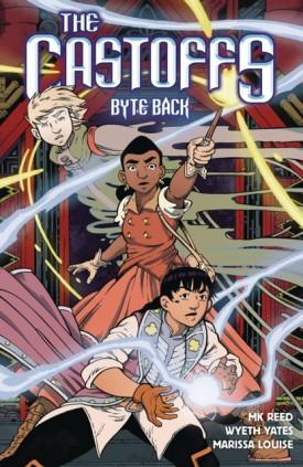 The Castoffs v04 - Byte Back (2019)