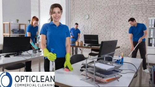Outstanding commercial cleaning business in Brisbane. We get it right–every time. Relax. It's OptiClean. Call 07 3198 2478 to discuss your cleaning needs. Visit us:- https://www.opticlean.com.au/