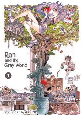 Ran and the Gray World v01-v05 (2018-2019)