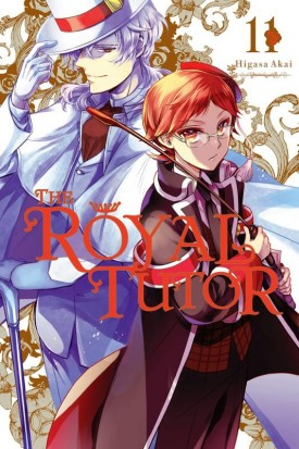 The Royal Tutor v01-v04, v11-v12 + #25-59 (2015-2019)