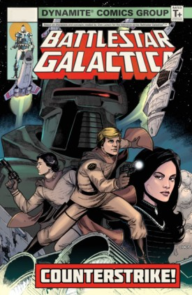 Battlestar Galactica (Classic) - Counterstrike (2019)