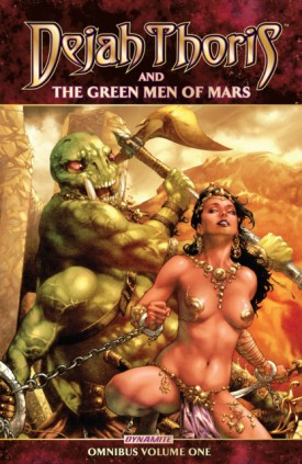 Dejah Thoris and the Green Men of Mars Omnibus v01 (2019)