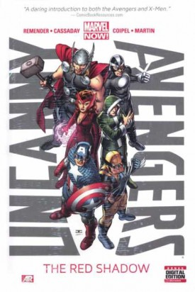 Uncanny Avengers v01 - The Red Shadow (2013)