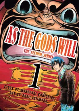 As The Gods Will - The Second Series v01-v21 (2015-2017) Complete