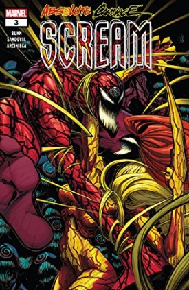 Absolute Carnage - Scream #1-3 (2019) Complete
