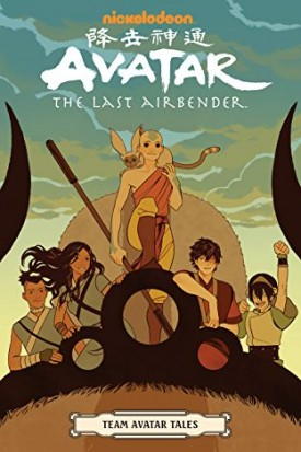 Avatar - The Last Airbender - Team Avatar Tales (2019)
