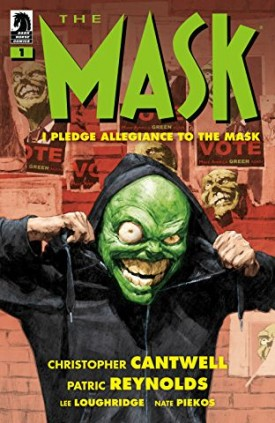 The Mask - I Pledge Allegiance to the Mask #1-4 (2019-2020)