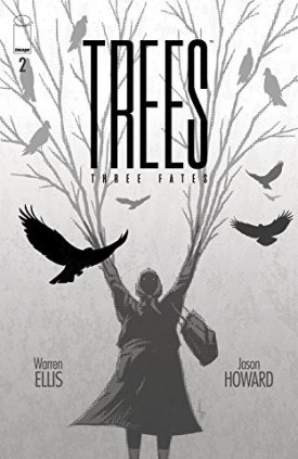 Trees - Three Fates #1-5 (2019-2020) Complete
