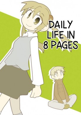 Daily Life in 8 Pages (2019)