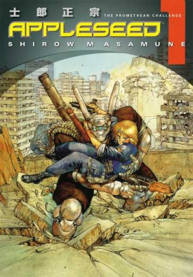 Appleseed - Book 1-2 (2007-2008)