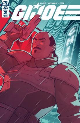 G.I. Joe #1-8 (2019-2020)