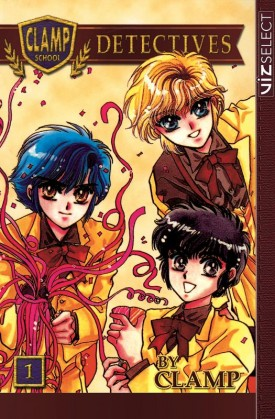 CLAMP School Detectives v01-v03 (2003)