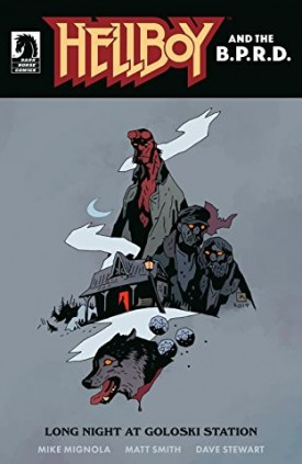 Hellboy and the B.P.R.D. - Long Night at Goloski Station (2019)