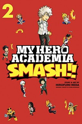 My Hero Academia Smash!! v01-v03 (2019-2020)