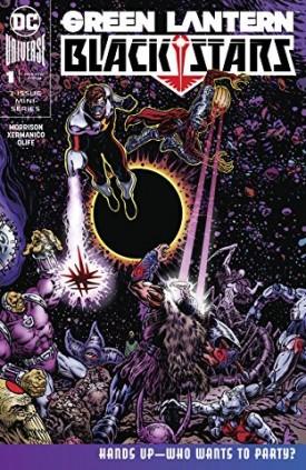 Green Lantern - Blackstars #1-2 (2020)