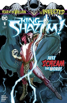 The Infected - King SHAZAM! 001 (2020)