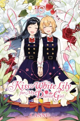 Kiss and White Lily for My Dearest Girl v01-v10 (2017-2019) Complete
