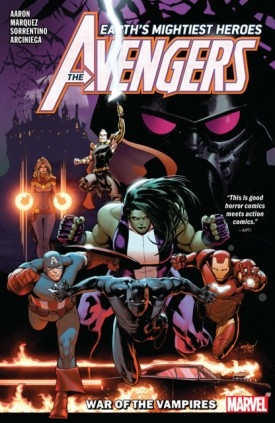 Avengers by Jason Aaron v03 - War of the Vampires (2019)