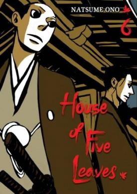 House of Five Leaves v01-v08 (2010-2012) Complete