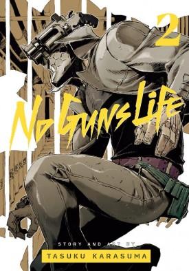 No Guns Life v01-v02 (2019)