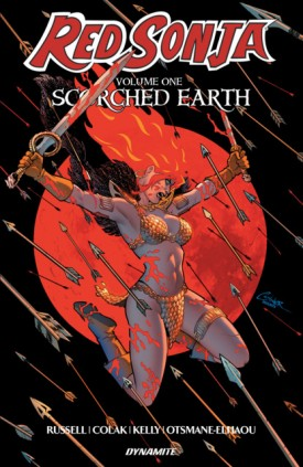 Red Sonja v01 - Scorched Earth (2019)