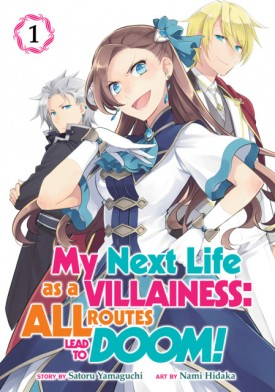 My Next Life as a Villainess - All Routes Lead to Doom! v01-v03 (2019-2020)