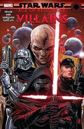 Star Wars - Age Of Resistance - Villains (2020)
