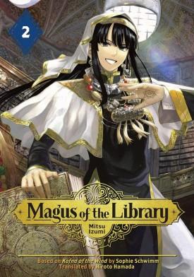 Magus of the Library v01-v03 (2019-2020)