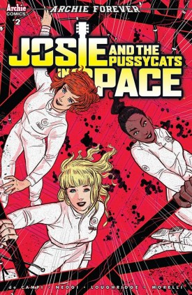 Josie and the Pussycats in Space #1-4 (2019-2020)