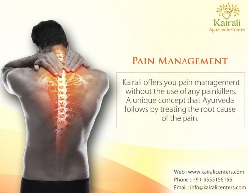 Pian Managment treatment