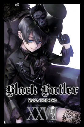 Black Butler 127-132, v01-v02, v27-v28 (2014-2019)