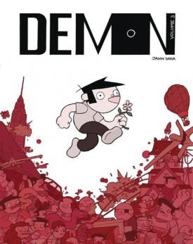 Jason Shiga - Demon v01-v04 (2016-2017)
