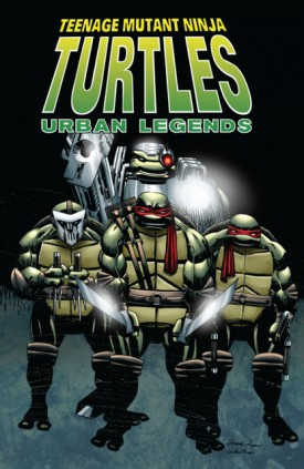 Teenage Mutant Ninja Turtles - Urban Legends v01 (2019)