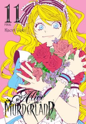 Alice in Murderland v01-v11 (2015-2019) Complete