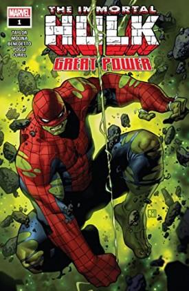 Immortal Hulk - Great Power 001 (2020)