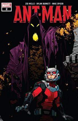 Ant-Man #1-4 (2020)