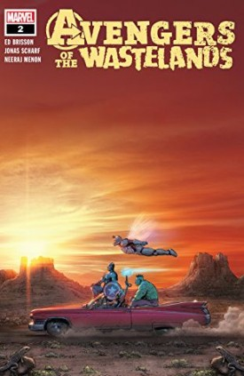 Avengers of the Wastelands #1-5 (2020)