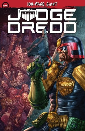 Judge Dredd 100-Page Giant (2020)