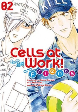 Cells at Work and Friends! v01-v03 (2019-2020)