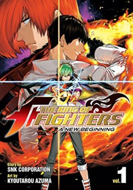The King of Fighters - A New Beginning v01-v03 (2020)