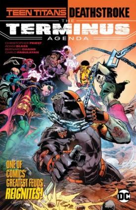 Teen Titans-Deathstroke - The Terminus Agenda (2019)