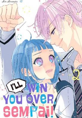 I'll Win You Over, Sempai! v01-v04 (2020)