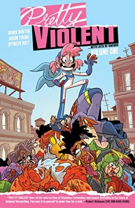 Pretty Violent v01 - Fresh Ink (2020)