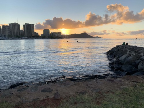 The sunrise tour of Hawaii is a mind-blowing experience of life.North kohala,Hawaii volcano national park waipio valley,hilo bay are some hotspot for sunrise event.  Visit here : https://chrisgardnerhawaii.com/circle-island-tour/